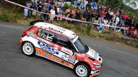 Rally Príncipe 2012